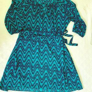 Stitch fix 41 Hawthorne cinch waist dress 14